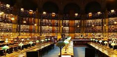 National Library of France — Paris, France | 49 Breathtaking Libraries From All Over The World