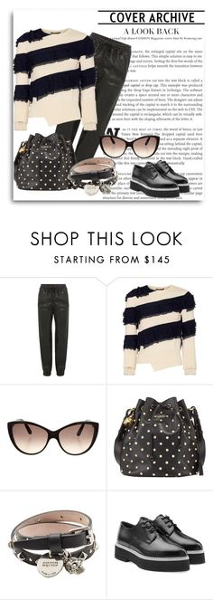 """""""***McQueen***"""" by fatyma2604 on Polyvore featuring moda, Alexander McQueen, women's clothing, women, female, woman, misses i juniors"""