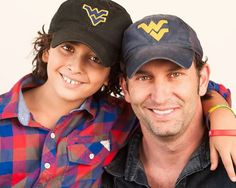 Princeton Wv.native Actor Kevin Sizemore & his son Actor Gunnar Nashvilles own Micah