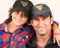 Princeton Wv.native Actor Kevin Sizemore & his son Actor Gunnar Nashvilles own Micah