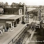 Seven Hills Railway Station in western Sydney in 🌹 Australian Road Trip, Sydney Australia, South Wales, Train Station, Road Trips, 1930s, Trains, Westerns, Past