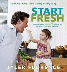 Start Fresh: Your Child's Jump Start to Lifelong Healthy Eating, on my wish list