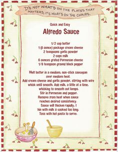 Free Recipe Quick Page Easy_Alfredo_Sauce