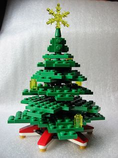 LEGO 10199 Winter Toy Shop: Xmas Tree | Flickr - Photo Sharing!