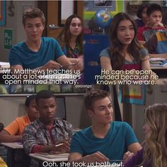 ¡Frases de Girl Meets World! - Girl Meets The Secret of Life- Episodio 3 Boy Meets World Quotes, Girl Meets World, Clean Funny Memes, Stupid Funny Memes, Hilarious, Anastasia Cartoon, Cory And Topanga, Old Disney Channel, Phineas Y Ferb