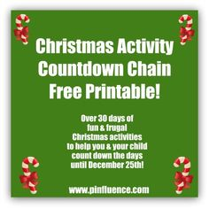 Activity countdown chain