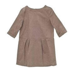Love a simple corduroy dress for fall...