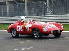 Ferrari 500 Mondial of 1955