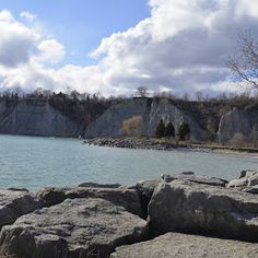 Scarborough Bluffs Park Scarborough Bluffs, View Map, Toronto, Mountains, Park, Water, Travel, Outdoor, Gripe Water
