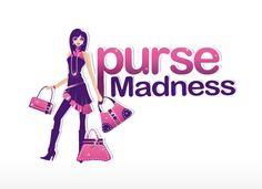 Purse Madness Logo Design