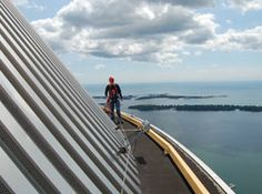 Engineered Fall Protection System, W.S. Safety Custom Fall Protection