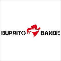 Logo Foodtruck Burrito Bande
