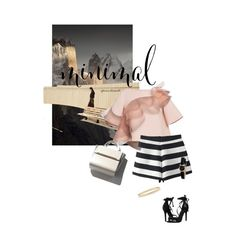 Designer Clothes, Shoes & Bags for Women Fashion Layouts, Marc Jacobs, Minimalism, Kate Spade, Ballet Skirt, Shoe Bag, Clothing, Polyvore, Stuff To Buy