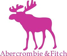 Abercrombie & Fitch is a high end retail brand. They sell shirts, pants, shoes, belts etc. Most Abercrombie & Fitch stores are in malls throughout the United States. Abercrombie Fitch, Manhattan New York, Aeropostale, Juicy Couture, Hollister Logo, Popular Logos, Fashion Logo Design, Fashion Logos, Fashion Branding