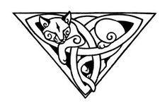 celtic triquetra knot - Google Search