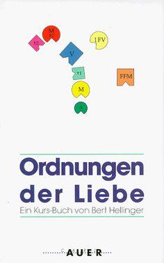 Ordnungen der Liebe. Ein Kurs- Buch von Bert Hellinger. Ein Muss-Buch, wenn Sie Ihre Beziehungen in allen Lebensbereichen besser verstehen wollen. Gebraucht bei Amazon zu kaufen, in sehr gutem Zustand.  http://www.amazon.de/Ordnungen-Liebe-Ein-Kurs-Buch/dp/3896700006/ref=aag_m_pw_dp?ie=UTF8&m=A2OAQCM30C4TLS