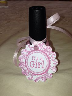 Shower gifts baby girl
