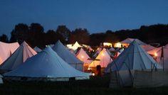 Warme Nacht trotz Zelt? –Tipps vom Pfadfinder
