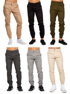 Mens Joggers twill pants Heft Signature Urban Brand Made in USA #HeftSignature #Joggers