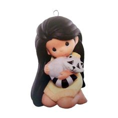 Hallmark 2015 Pocahontas Disney Precious Moments Hallmark Keepsake Ornament X.