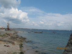 Lamour Plage, Brittany.