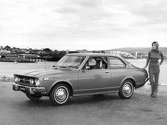 トヨタカリーナ1600年2ドア・セダン北米(TA12)」1971年から1977年