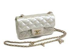 Chanel Matrasse Chain Shoulder Bag Lamb Skin Champagne Gol A69859(BF057813)