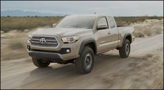 2018 Toyota Tacoma Redesign and Features