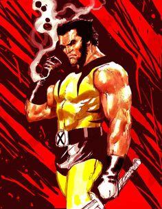 Wolverine - Ron Garney
