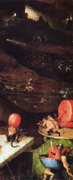 The Last Judgment (detail)