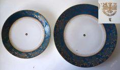 (Stará Role) (5210467166) - Aukro - porcelánka Moritz Zdekauer Stará Role Auction, Plates, Tableware, Licence Plates, Dishes, Dinnerware, Griddles, Dish, Plate
