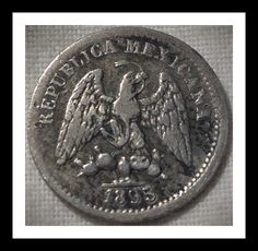 Mexican Mexico 1959 Diez Centavos World Foreign Coin
