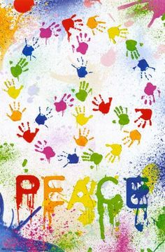 To σημα της Ειρηνης!!