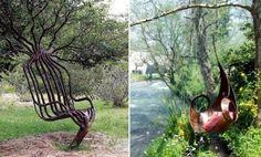 Möbeldesign aus einem Märchen