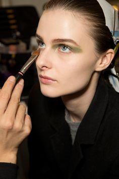 ebc5b8785d8fd Backstage beauty  Christian Dior Fall Winter 2014-2015