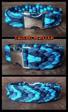 Plaited Chevron Sinnet Paracord Bracelet More