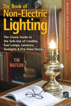 7 Best Non Electrical Lighting Images Oil Lamps