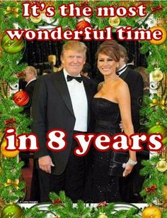 It's been years since I've been happy with a presidential election. Merry Christmas