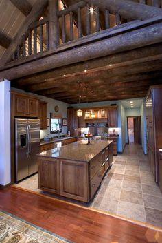 Katahdin Cedar Log Homes: Extreme Makeover