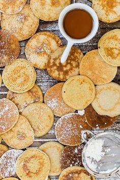 Gluten-Free Banana Pancakes   Weelicious