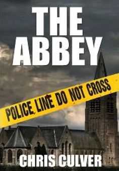 """""""This book is the debut novel for the author, and I think it is also self-published, so it's important to keep that in mind when reading it....But I still liked it!"""" For the full review of """"The Abbey"""" by Chris Culver, click the image to visit The Book Wheel."""