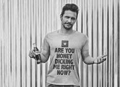 """Lovin' me some James Franco! """"No sir, but I wish you were honey dicking me! Franco Brothers, Patrick Wilson, G Hair, Dave Franco, Magic Words, Celebrity Dads, Celebrity Style, Light Of My Life"""