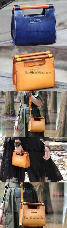 Handmade handbag purse leather crossbody bag purse shoulder bag for women bfce60212e