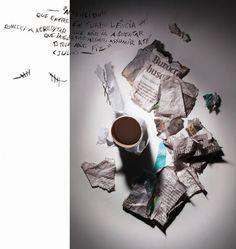 HIGIENE NEGLIGENCIADA: Mulheres presas recebem o mesmo número de itens de higiene que homens, apesar de usarem o dobro do papel higiênico, por exemplo. A solução: usar jornal velho (Foto: Alex Silva)
