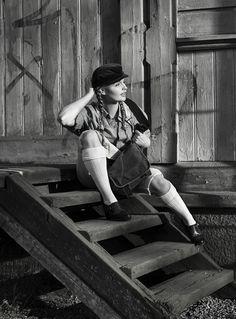 """Little Rascal"" Photo: Puck Vatter Model: Vera Missyris"
