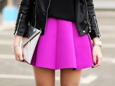 Totally In Love With This Neoprene Trend  - I Need This ! ♡