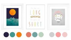 Color Inspiration: Finding the Perfect Palette - Project Nursery