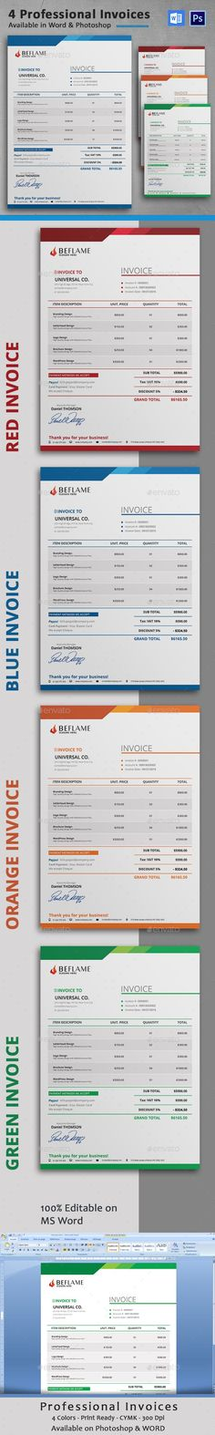 three strokes media - corporate identity and sationery on Behance - price proposal template