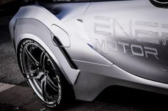 BMW i8 Chrome Tuned by Energy Motor Sport