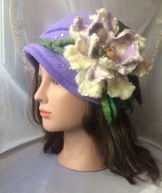Ladies girls women's fleece head band ear warmer by Tatiana123